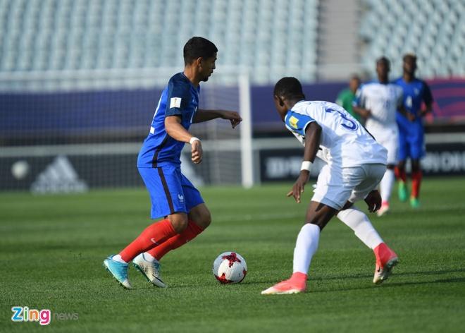 U20 Phap vs U20 Honduras (3-0): Suc manh ung vien vo dich hinh anh 13