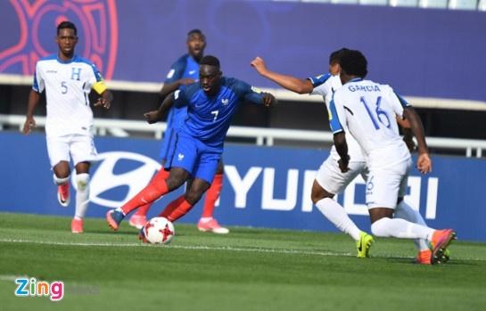 U20 Phap vs U20 Honduras (3-0): Suc manh ung vien vo dich hinh anh 17