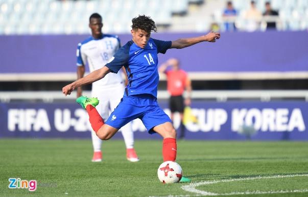 U20 Phap vs U20 Honduras (3-0): Suc manh ung vien vo dich hinh anh 19