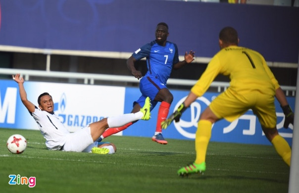 U20 Phap vs U20 Honduras (3-0): Suc manh ung vien vo dich hinh anh 18