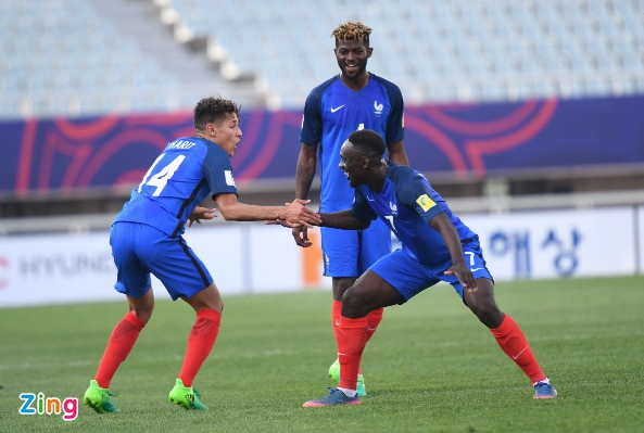 U20 Phap vs U20 Honduras (3-0): Suc manh ung vien vo dich hinh anh 20