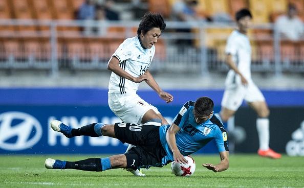 Phung phi co hoi, Nhat Ban thua tran dau tien tai U20 World Cup hinh anh 3