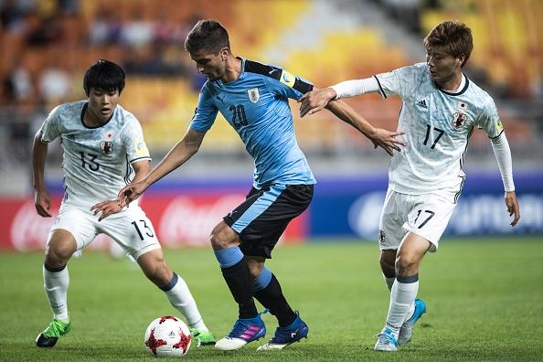 Phung phi co hoi, Nhat Ban thua tran dau tien tai U20 World Cup hinh anh 2