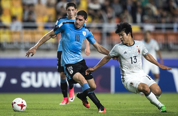 Phung phi co hoi, Nhat Ban thua tran dau tien tai U20 World Cup hinh anh 5