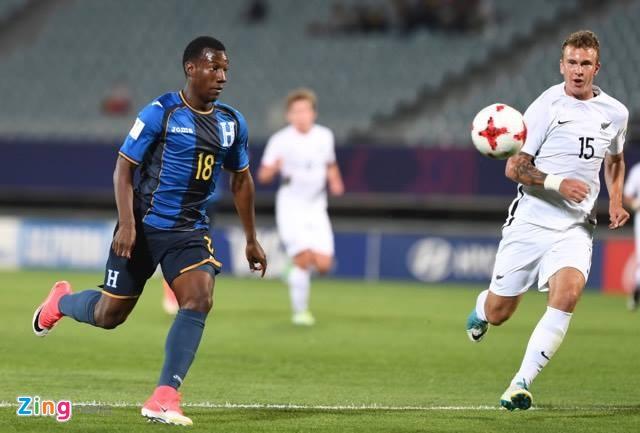 U20 New Zealand vs U20 Honduras (3-1): Dien bien bat ngo hinh anh 8