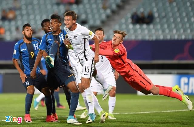 U20 New Zealand vs U20 Honduras (3-1): Dien bien bat ngo hinh anh 9