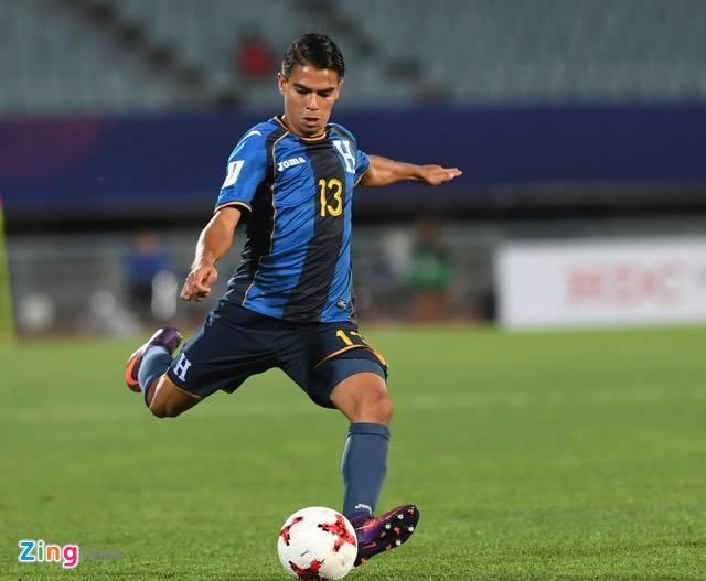 U20 New Zealand vs U20 Honduras (3-1): Dien bien bat ngo hinh anh 12
