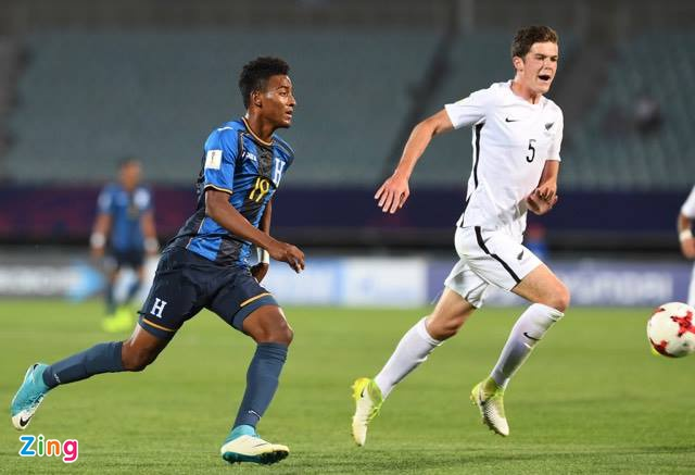 U20 New Zealand vs U20 Honduras (3-1): Dien bien bat ngo hinh anh 14