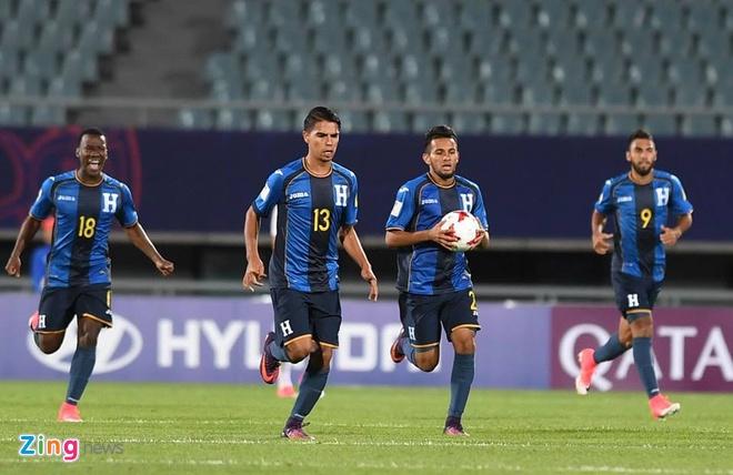 U20 New Zealand vs U20 Honduras (3-1): Dien bien bat ngo hinh anh 15