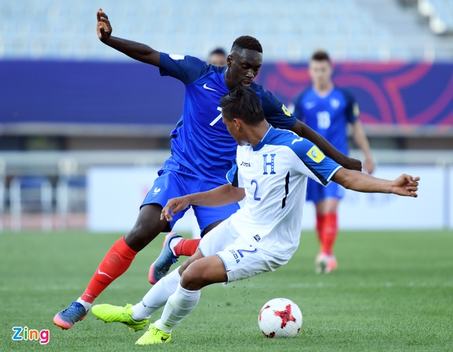 U20 New Zealand vs U20 Honduras (3-1): Dien bien bat ngo hinh anh 5