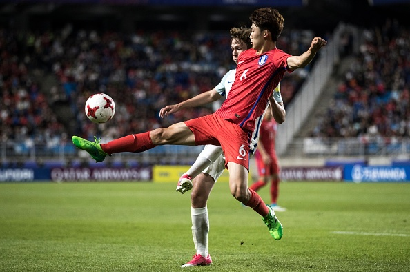 U20 Anh vs U20 Han Quoc (1-0): CDV chu nha chet lang hinh anh 1