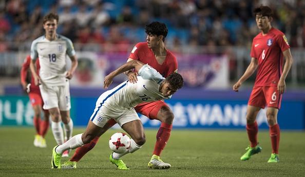 U20 Anh vs U20 Han Quoc (1-0): CDV chu nha chet lang hinh anh 11