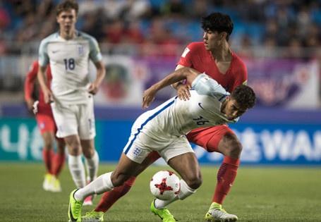 U20 Anh vs U20 Han Quoc (1-0): CDV chu nha chet lang hinh anh
