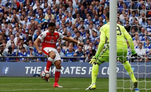 Chelsea vs Arsenal anh 35