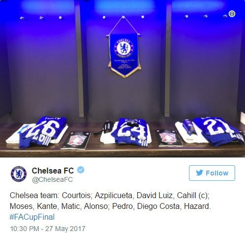Chelsea vs Arsenal anh 5
