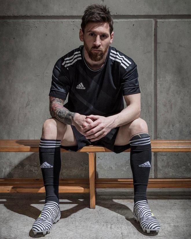 Messi co 'vu khi moi' o chung ket cup Nha vua hinh anh 1