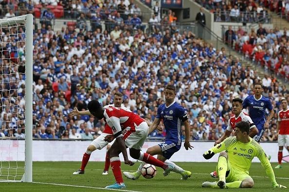 Chelsea vs Arsenal anh 38