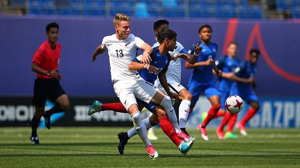 U20 New Zealand vs U20 Phap (0-2): Dat tay nhau di tiep hinh anh 14