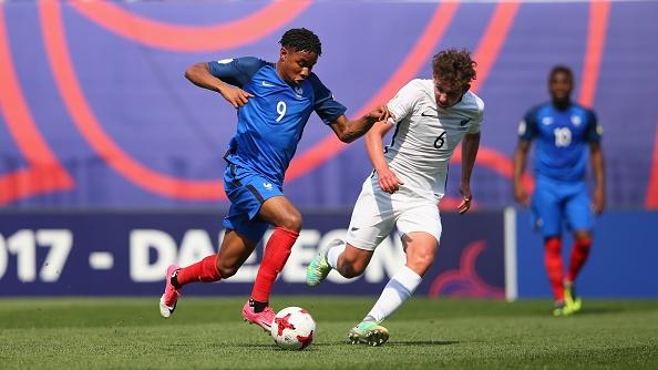 U20 New Zealand vs U20 Phap (0-2): Dat tay nhau di tiep hinh anh 19