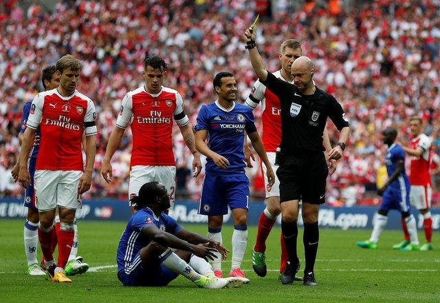 Chelsea vs Arsenal anh 44