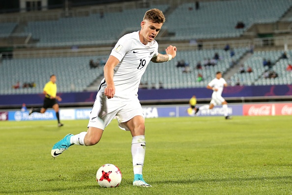 U20 New Zealand vs U20 Phap (0-2): Dat tay nhau di tiep hinh anh 5