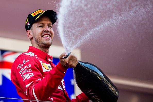 Vettel gianh chien thang gay tranh cai tai Monaco GP hinh anh