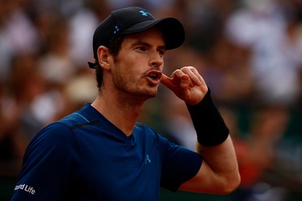 Murray khong de ky luc buon xay ra tai Roland Garros hinh anh 1