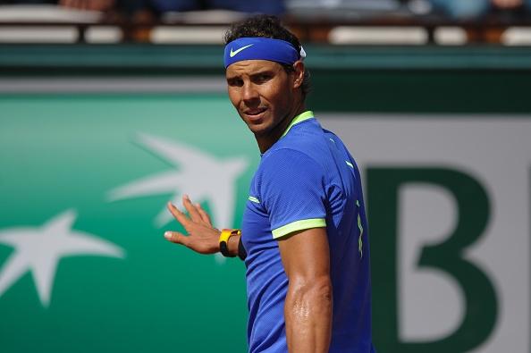 Chien thang an tuong cua Nadal o vong 2 Roland Garros hinh anh