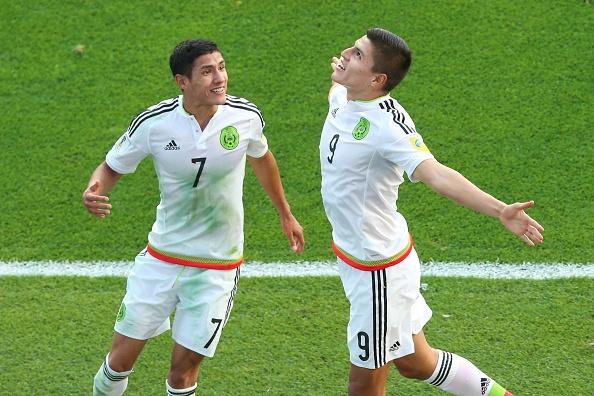 Ronaldo ghi ban phut 89, U20 Mexico hen U20 Anh o tu ket hinh anh 1