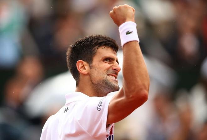 Djokovic thoat hiem tai vong 3 Roland Garros hinh anh