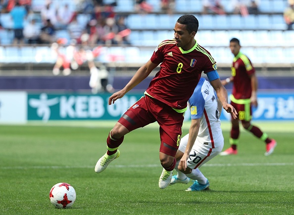 Ngua o U20 Venezuela vao ban ket sau 3 ban thang o hiep phu hinh anh 15