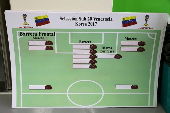 Ngua o U20 Venezuela vao ban ket sau 3 ban thang o hiep phu hinh anh 6