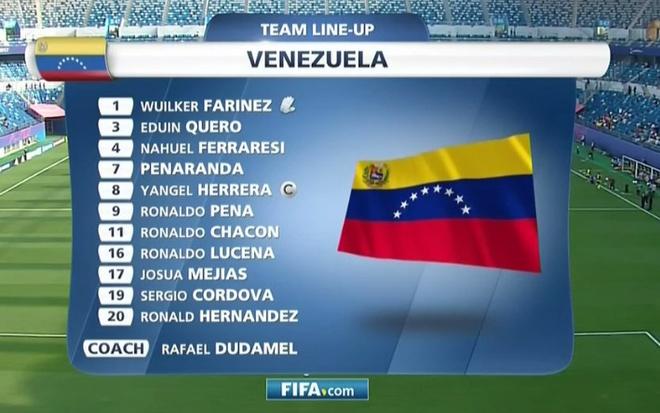 U20 Uruguay vs U20 Venezuela anh 12