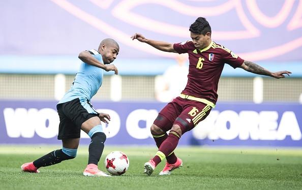 U20 Uruguay vs U20 Venezuela anh 15