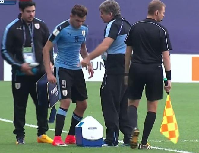 U20 Uruguay vs U20 Venezuela anh 16