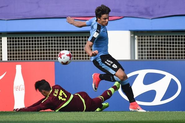 U20 Uruguay vs U20 Venezuela anh 19
