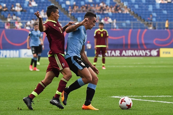 U20 Uruguay vs U20 Venezuela anh 20