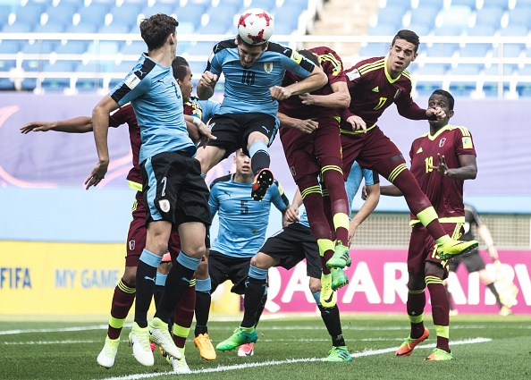 U20 Uruguay vs U20 Venezuela anh 22