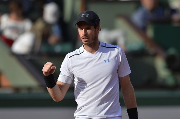 Nguoc dong ha Nishikori, Murray vao ban ket Roland Garros hinh anh 1