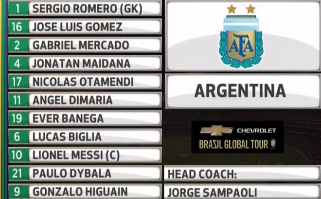 Brazil vs Argentina anh 23