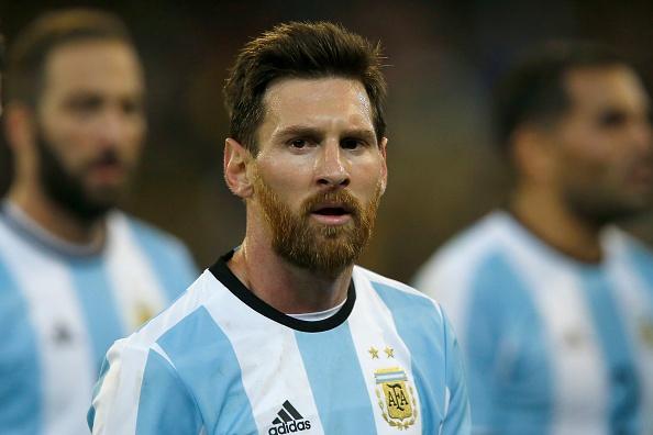 Brazil vs Argentina anh 1