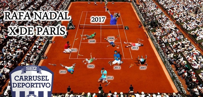 Nadal lap ky luc lan thu 10 vo dich Roland Garros hinh anh 16