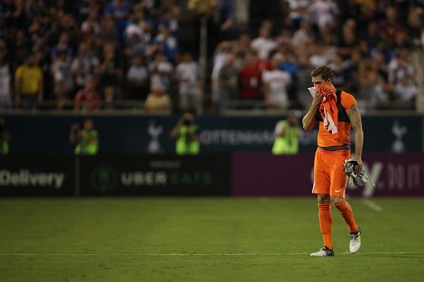 PSG vs Tottenham (2-4): Hai sai lam ngo ngan hinh anh 1