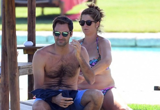 Federer sac lai nang luong sau chuc vo dich Wimbledon hinh anh