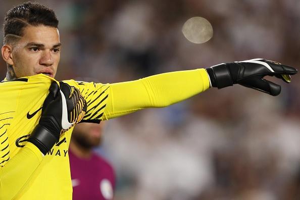 Thieu vang Ronaldo, Real thua sap mat truoc Man City hinh anh 16