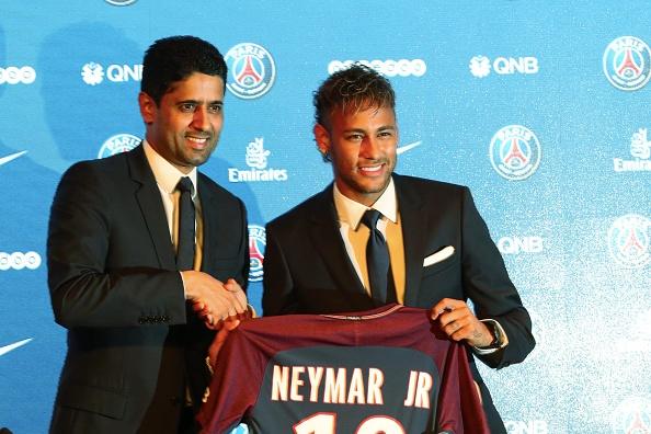 Neymar nhan canh bao ve thue khi vua gia nhap PSG hinh anh 1