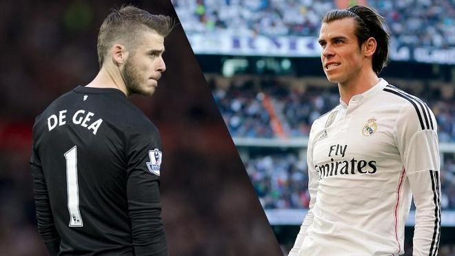 Chuyen nhuong 5/8: Real muon doi Bale lay De Gea hinh anh