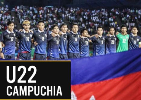 U22 Campuchia - 'Ngua o' tai SEA Games 29 hinh anh
