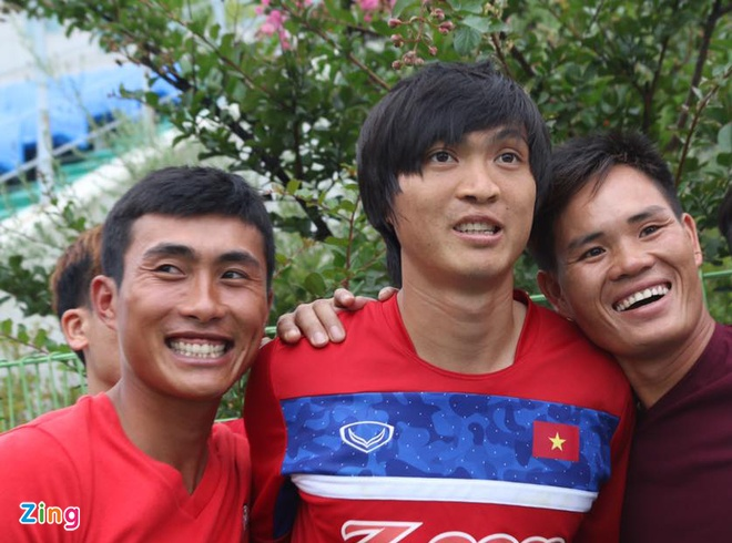 Busan FC vs U22 Viet Nam (1-6): Cong Phuong lap cu dup hinh anh 12
