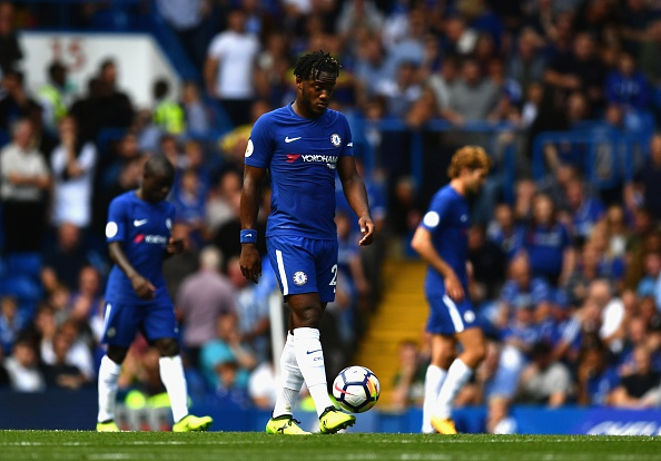 Chelsea vs Burnley (2-3): Doi chu nha nhan 2 the do hinh anh 19